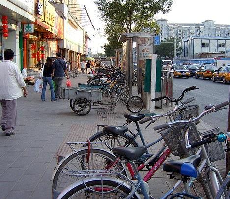 Тротуар - место парковки