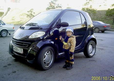 Умный автомобиль