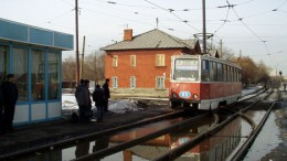 к 70-летию трамвая  Омске