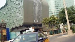 Здание на улице Чаоянмэнь