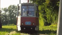 70-летию трамвая в Омске посвящается