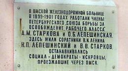 Социал-демократы в Омске