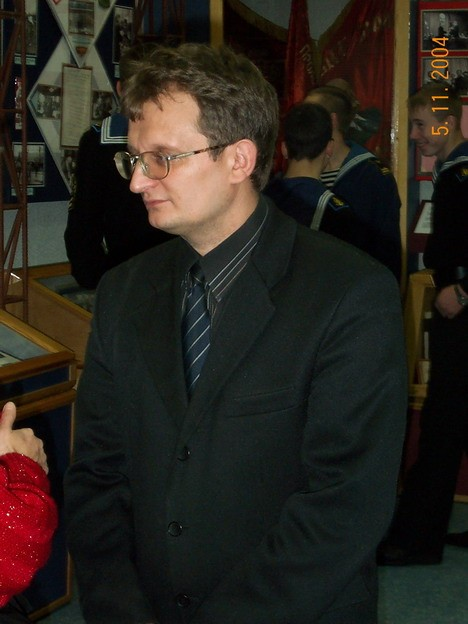 Игорь Скандаков