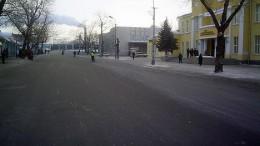 Пустая площадь
