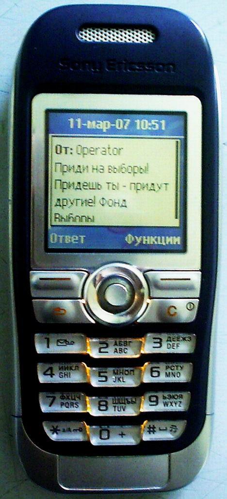 Телефонная агитация