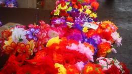 Цвет уличной торговли