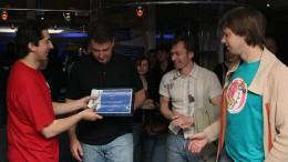 Первый турнир ОМС по боулингу. Победители