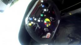Рулевое колесо с кнопочками
