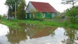 Наводнение в Одесском