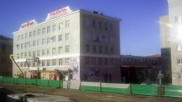 Съезд к Оми по Гагарина