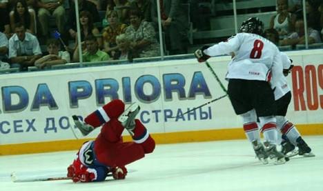 Россия - Канада