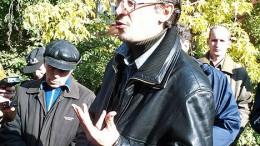 Митинг краеведов 8. Сорокин