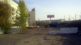 Пустая площадка