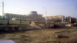 Снесён торговый центр у Туриста
