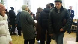 Выборы в госдуму 2007. Угрюмые избиратели