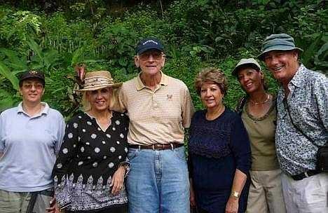 Семья Брайанов на Гавайях
