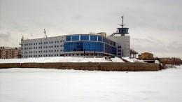Речной вокзал синеокий