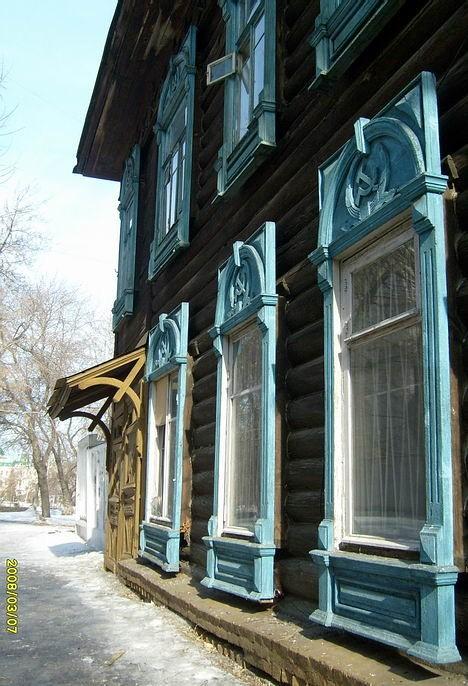 Домик на Ильинской