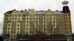 Дом 6 на улице Красина