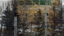 Реставрация Никольского собора