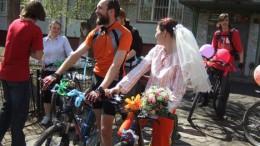 Велосвадьба 8 мая
