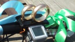 велосипед жениха