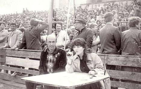 Митинг 1988 года на Динамо. Оргкомитет