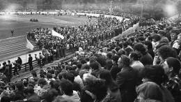 Митинг 1988 года на Динамо. Панорама