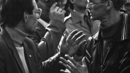 Митинг 1988 года на Динамо. Полемика-2
