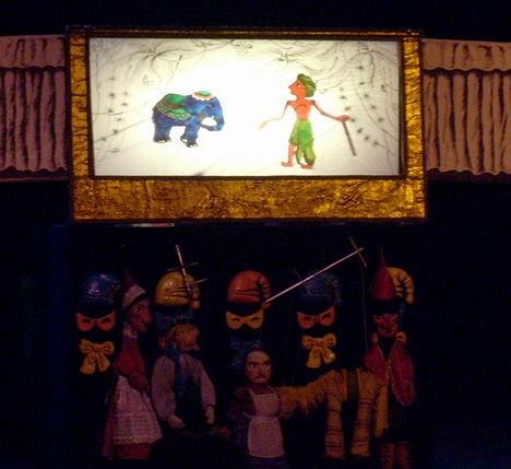 Театр теней - не телевизор