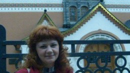 Маша Шишкина в Москве