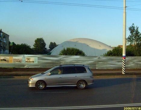 Теннисный центр Дирижабль