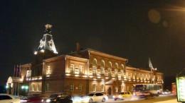 Здание горсовета
