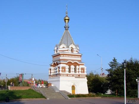 Серафимо-Алексиевская часовня (Омск)