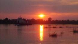 Солнце над Иртышом