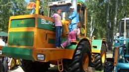 Омский трактор СЛАВИЧ