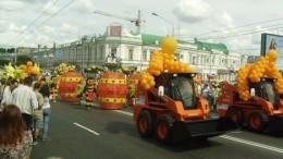 Пчёлы на улице Ленина