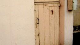 Замечательная дверца