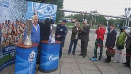 Супер кубок UEFA в Омске