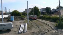 Пока улицу Орджоникидзе ремонтируют...