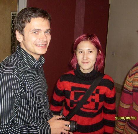 Илья Яшин с омскими соратниками