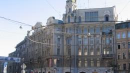 Площади  Петербурга