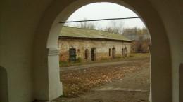 В крепость через Тобольские ворота