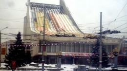 Музыкальный театр меняет крышу