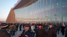 Омских болельщиков просят приходить за час до начала хоккейного матча