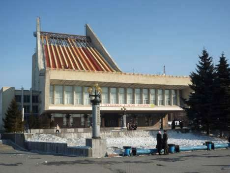 Музыкальный театр. Ремонт кровли - 3
