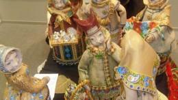 Ярмарка из омской керамики