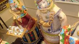 Кукла-торговка