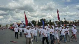 Шествие как демонстрация - 9