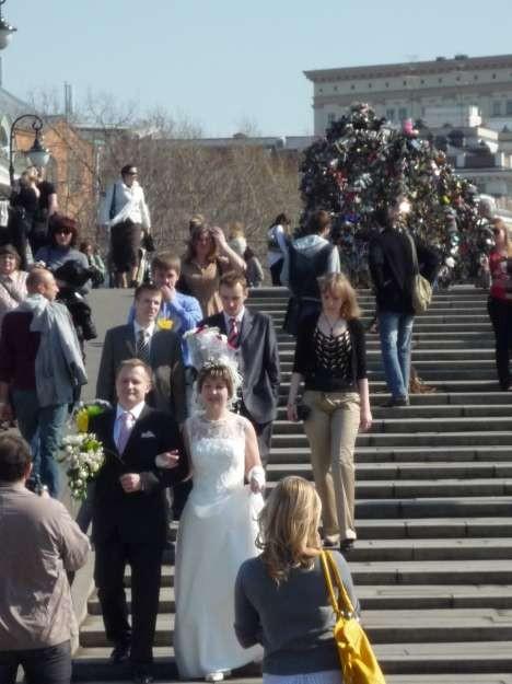 Свадебный ритуал «Счастье на замок» в Москве